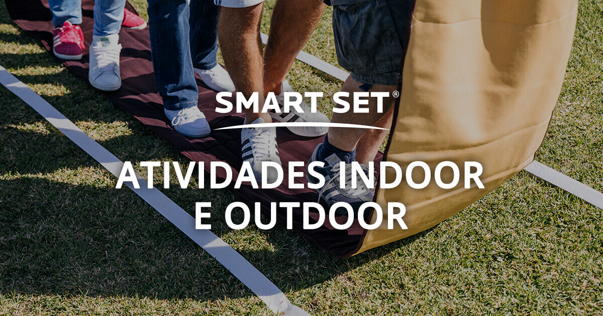 Atividades Indoor E Outdoor Smart Set